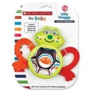 Scholastic Silly Froggy Toy (1-18mths)