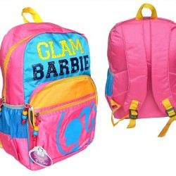 Barbie 'Glam' School backpack-16inches