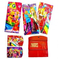 Girls Purse wallet- Assorted characters- Sold in dozens