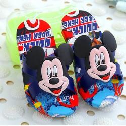 Cute 3D Mickey Slippers - (25-33)