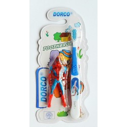 Spiderman Toothbrush and Figure Toy
