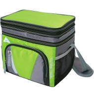 Ozark Trail 6-Can Expandable Soft-Sided Lunch Bag- Green