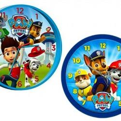 Paw Patrol Kid's Art Wall Clock- two designs