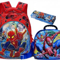 Spiderman Matched Set A