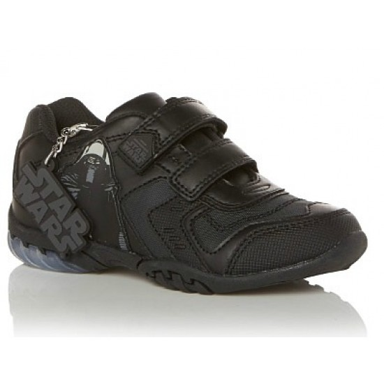 Star Wars Boys School Velcro Shoes