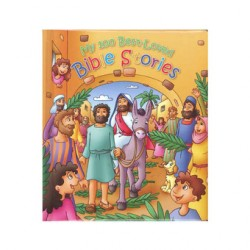MY 100 BEST-LOVED BIBLE STORIES -Hard Cover