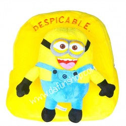 Minions Plush Kindergarten back pack