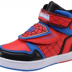 Marvel Spiderman Boys fashion Hi-tops- EUR Size 25-37