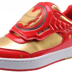 Marvel Iron Man Boys fashion Trainers- EUR Size 25-37