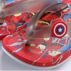 Cartoon Spiderman/ Avengers Eva Non-Slip Slippers- EUR Size 23-27