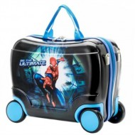 Spiderman Boys Ride-on Luggage