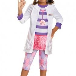 Doc McStuffins Girls Costume (2-4yrs)
