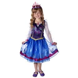 Disney Frozen Enchanting Dress - Anna (One size 4-6yrs)