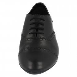 Clarks Girls Bootleg School Shoes- Size UK 5