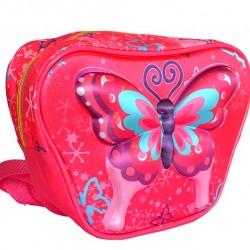 Kadnoo 3d Butterfly Insulated Lunch bag/backpack