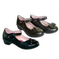 Barbie Girls Black shoes- US 9, 10, 2, 6 (EUR 27, 28, 33, 38)