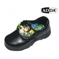 ADDA Ben 10 Boys School Shoes- Size 28,29,30