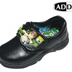 ADDA Ben 10 Boys School Shoes- Size 28,29,30