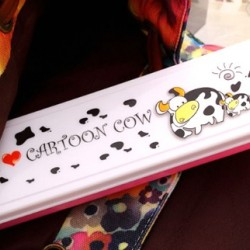 Cartoon Cutlery Case- Kitty, Cow & Doraemon (ONLY CASE)
