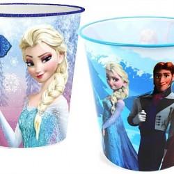 Original Licensed Frozen Plastic Bins- 2 designs