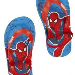 Boys Spiderman Toddler Flip Flop Sandals- UK 5, 6