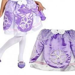 Disney Princess Sofia The First Fancy Skirt (3-6yrs)- One size