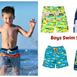 Boys Assorted Beach Shorts- Earlydays, PLACE, Rebel (6mths- 3yrs)