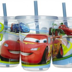 Toddler 3-Pack Straw Cups- assorted characters available