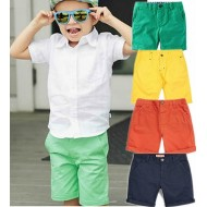 Next Boys Chino Shorts (assorted colours) 4-8yrs