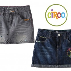 Circo Girls Mini Skirts- 2 designs- 4-7yrs