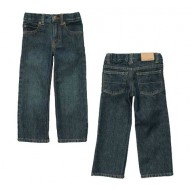 Carters boys 5-pocket jeans- 4, 6yrs