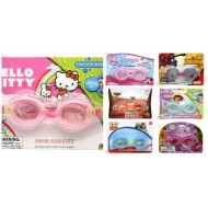 Disney Character Kids Swimming Goggles- (3-8yrs)- ONLY GIRLS AVAILABLE