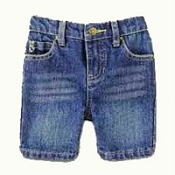 Arizona Denim carpenter Shorts- 4T