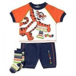 Disney Tigger Infant boys 3piece outfit- 6-9mths