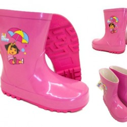 DORA WELLINGTON BOOTS SIZES UK 6-12