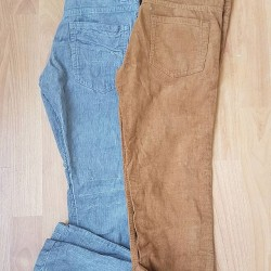 Boys Corduroy Pants  8yrs, 10yrs