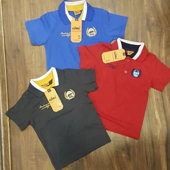 Almi Boys Polo Shirt