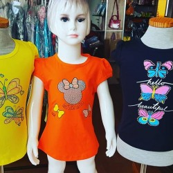 Angeni Girls Embellished Tops
