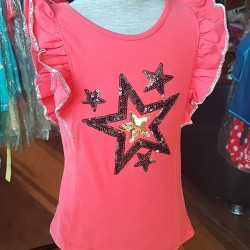 Almi Girls Star Top