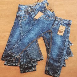Zara Boys Vintage Edition Straight Jeans  - Ages 2-7yrs