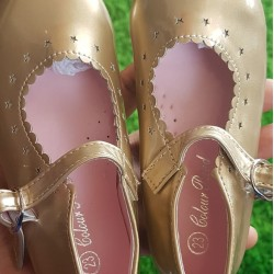 Colour Road Toddler Girls Shoes - Size 23, 25