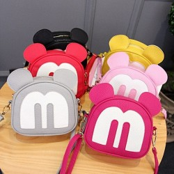 'M' Handbags for Girls and Ladies - Assorted colours