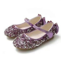 Girls Embellished Shoe - Size 25-35