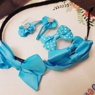 Girls 5 Piece Hair Accessories Gift Box