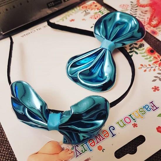 Girls 2 Piece Hair Accessories Gift Box