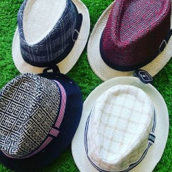 Bowler Hats for Boys and Girls - assorted