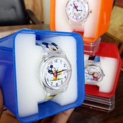 Character Kids Quartz Watches in Box - assorted
