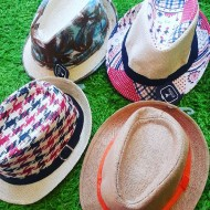 Bowler Hats for Boys and Girls -assorted designs