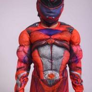 Boys Power Rangers Costume - Size- 2-7yrs
