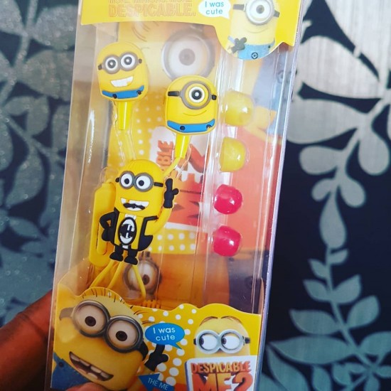 Cartoon Earphones for Kids